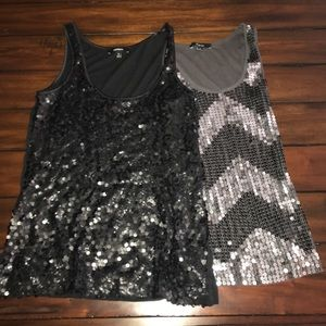 (2) Express Tanks   Size Small